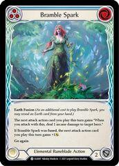 Bramble Spark (Blue) - Rainbow Foil - 1st Edition