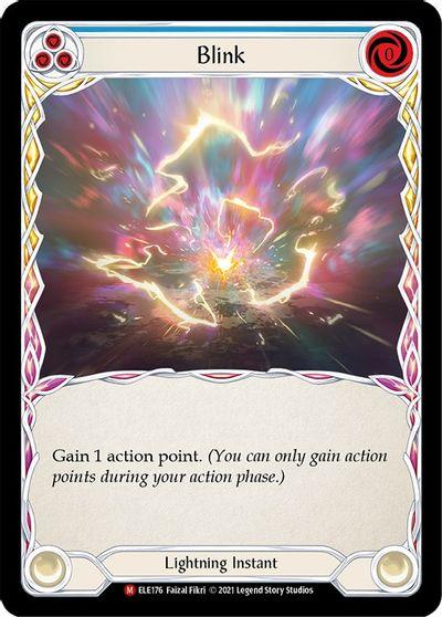 Blink - Rainbow Foil - 1st Edition
