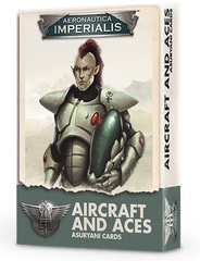 Aeronautica Imperialis: Aircraft And Aces - Asuryani Cards