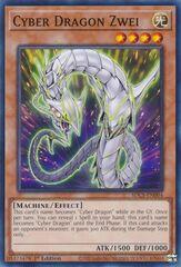 Cyber Dragon Zwei - SDCS-EN004 - Common - 1st Edition
