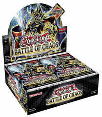 Battle of Chaos 1st Edition Booster Box