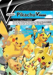 Pikachu V-Union - SWSH139 - SWSH Black Star Promos