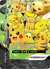 Pikachu V-Union - SWSH141 - SWSH Black Star Promos