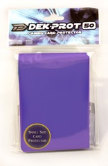 Dek Prot 50ct. Yugioh Sized Sleeves - Lavender Purple