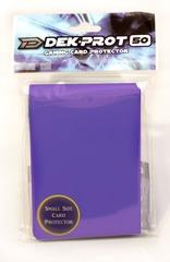 Dek Prot 50ct. Yugioh Sized Sleeves - Lavender Purple