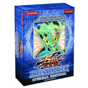 Yu-Gi-Oh Ancient Prophecy Special Edition Pack