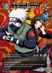 Kakashi Hatake & Itachi Uchiha PR-063