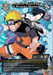 Naruto Uzumaki & Sasuke Uchiha PR-064