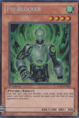 Psi-Blocker - STBL-EN086 - Secret Rare - 1st Edition on Channel Fireball
