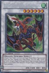 Dragunity Knight - Gae Dearg - STBL-EN098 - Secret Rare - 1st Edition on Channel Fireball