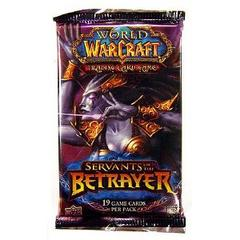 Servants of the Betrayer Booster Pack