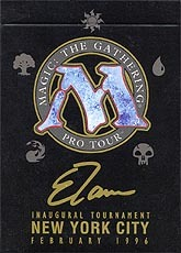 1996 Eric Tam World Champ Deck