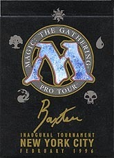 MTG 1996 World Champ Deck: George Baxter