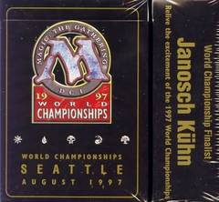 1997 Janosch Kuhn World Champ Deck