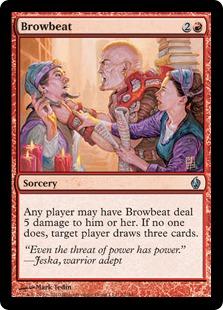 Browbeat - Foil