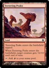 Teetering Peaks - Foil