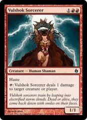 Vulshok Sorcerer - Foil on Channel Fireball