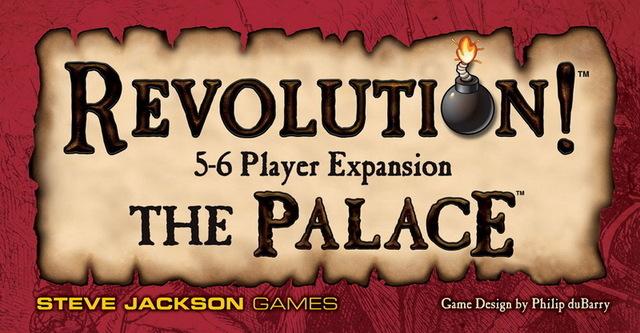 Revolution! The Palace
