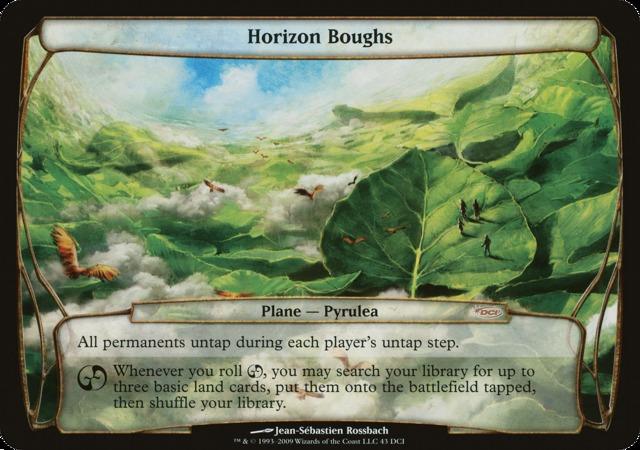 Horizon Boughs - Gateway Promo (oversized card)