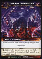 Demonic Reclamation