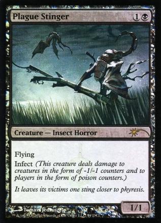 Plague Stinger - WPN Promo