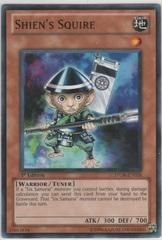 Shien's Squire - STOR-EN026 - Common - 1st Edition