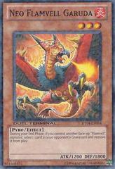 Neo Flamvell Garuda - DT04-EN064 - Duel Terminal Normal Parallel Rare - 1st Edition