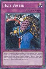 Hate Buster - DT04-EN097 - Duel Terminal Normal Parallel Rare - 1st Edition