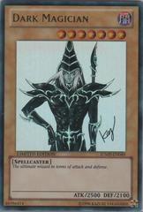 Dark Magician - JUMP-EN049 - Ultra Rare - Limited Edition