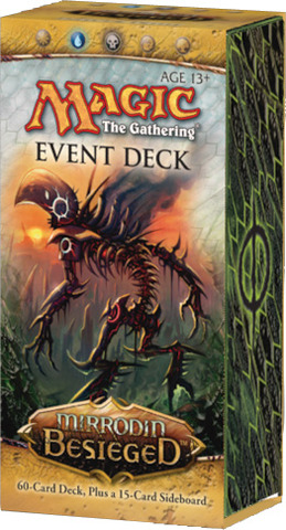Mirrodin Besieged Event Deck - Infect and Defile