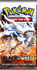 Pokemon Black & White BW1 Booster Pack