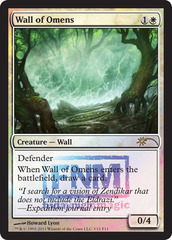 Wall of Omens - Foil FNM 2011