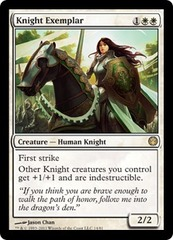 Knight Exemplar on Channel Fireball