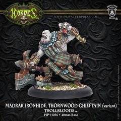 Madrak Ironhide (Variant)