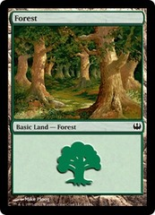 Forest (44) on Channel Fireball