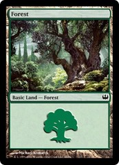 Forest (46) on Channel Fireball