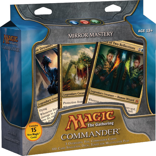 MTG Commander 2011 Deck: Mirror Mastery