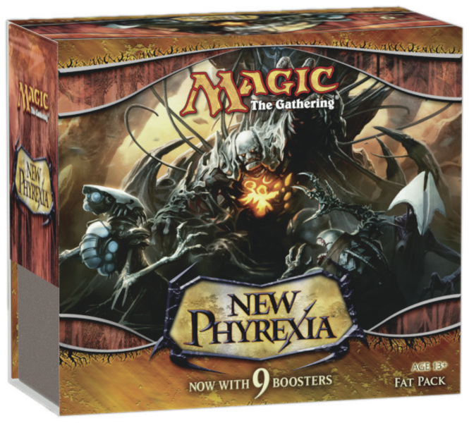New Phyrexia Fat Pack