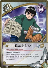 Rock Lee - N-1069 - Common - 1st Edition