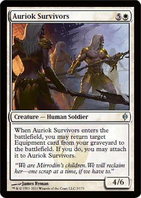 Auriok Survivors