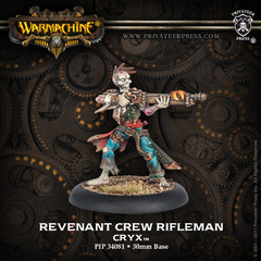 Revenant Crew Rifleman Weapon Attachment