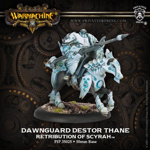 Dawnguard Destor Thane Cavalry Solo