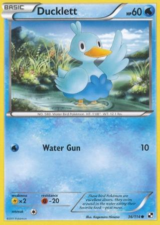 Ducklett - 36/114 - Common