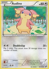 Audino - 87/114 - Uncommon on Channel Fireball
