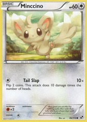 Minccino - 88/114 - Common on Channel Fireball