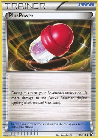 PlusPower - 96/114 - Uncommon