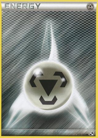 Pokemon Diamond /& Pearl Base Common #130//130 Metal Energy