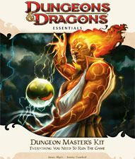 4th Edition Dungeon Master's Kit
