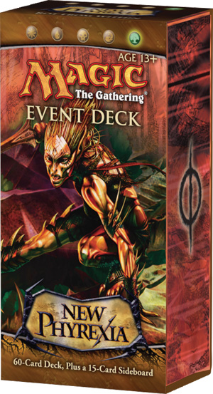 New Phyrexia Event Deck: Rot from Within