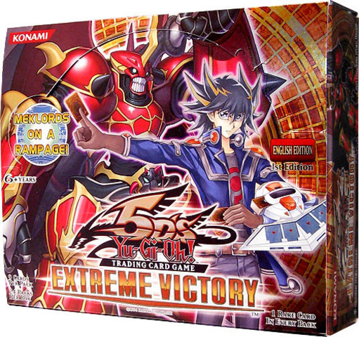 Extreme Victory 1st Edition Booster Box